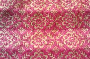 stitch pattern detail